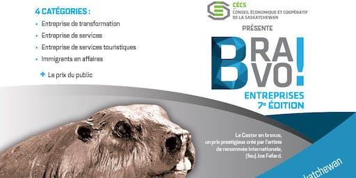 Soirée Gala BRAVO Entreprises ! 7e édition