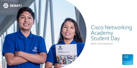 Cisco Networking Academy Student Day entradas