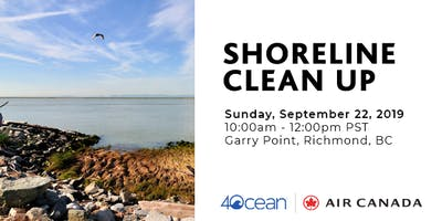 4ocean Shoreline Cleanup Powered by Air Canada