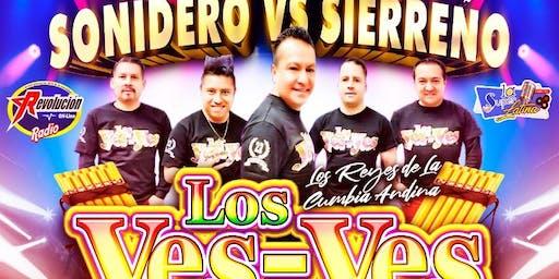 LOS YES YES Y LOS M-1  MANO A MANO SONIDERO VS SIERRENO