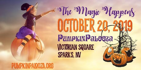 PumpkinPalooza Trick & Treat Tour tickets
