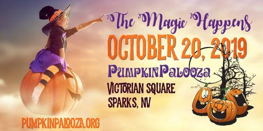 PumpkinPalooza Trick & Treat Tour