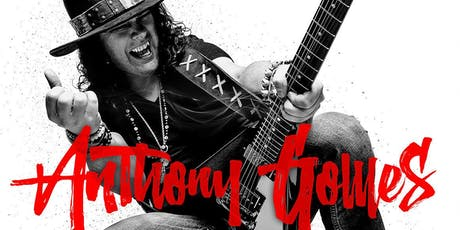 Anthony Gomes LIVE at VZD's tickets