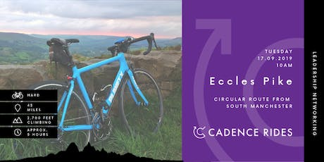 Cadence Rides - Eccles Pike Cycling Networking Event tickets
