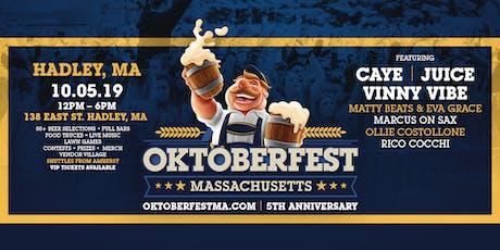 Oktoberfest Massachusetts 2019 tickets