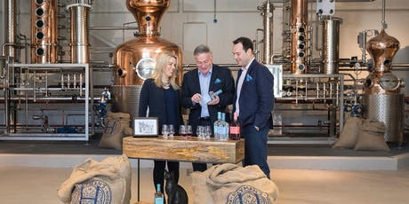 Gin Tasting - Meet the Producer Master Distiller Christopher Hayman tickets