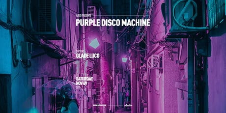Purple Disco Machine tickets