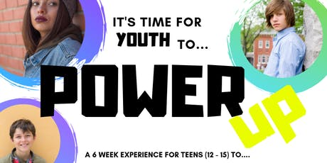 POWER UP - YOUTH PROGRAM tickets