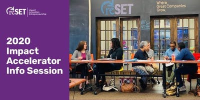 Accelerator Info Session - Oct. 1