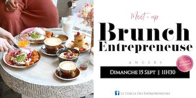 Meet-up brunch entrepreneuses