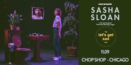 Sasha Sloan tickets