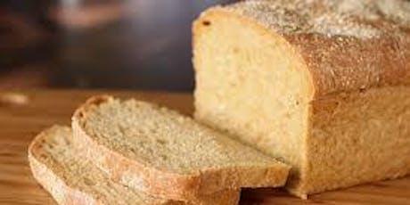 Whole Wheat bread, rolls, and cinnamon Rolls tickets