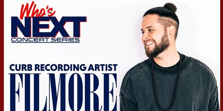WHO'S NEXT MUSIC SERIES Featuring Filmore tickets