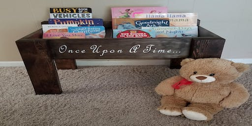 Childrens Book Shelf  $50.00