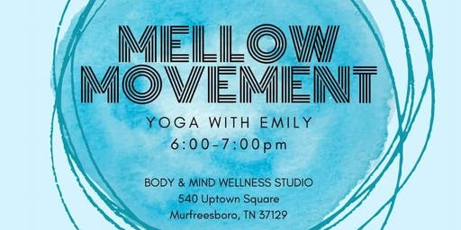 Mellow Movement Yoga