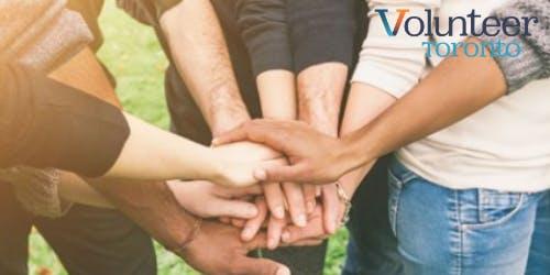 Volunteering as a Newcomer (Bloor-Gladstone)