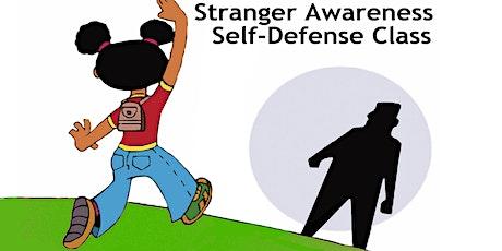 Teen Stranger Awareness - Self-Defense Class (Baldwin Public Library) tickets