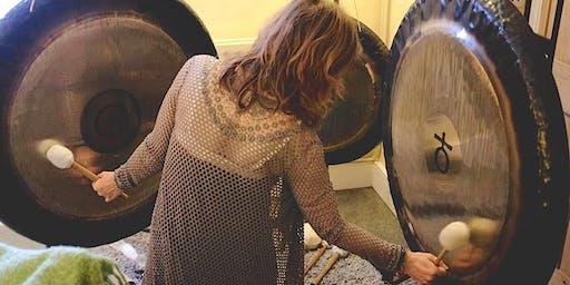 Gong Bath Sound Sanctuary with Alicia @ Zen Yoga