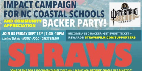 Straws Film in Schools Impact Party! tickets