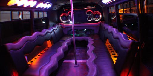 Party Bus + Nightclub (17+) | Laurier | Waterloo | Conestoga