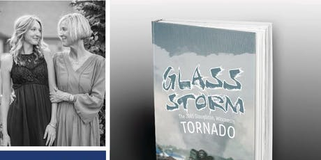 Glass Storm Book Launch tickets