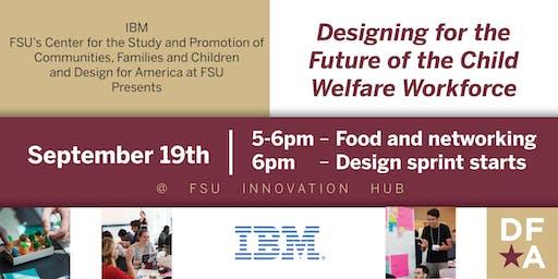 Design Sprint for the Future Child Welfare Workforce