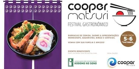 41º Cooper Matsuri ingressos