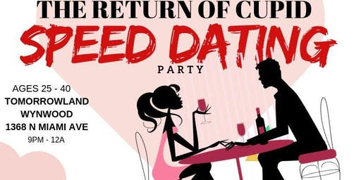 RETURN OF CUPID - SPEED DATING PARTY