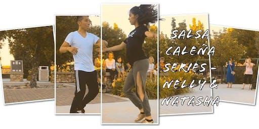 Colombian Salsa/Salsa Calena 6-Week Series - All levels welcome! Jan 2020!