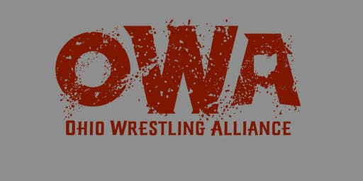 "Ohio Wrestling Alliance Presents ""First in Fight"""