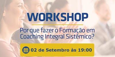 Workshop - Formação em Coaching