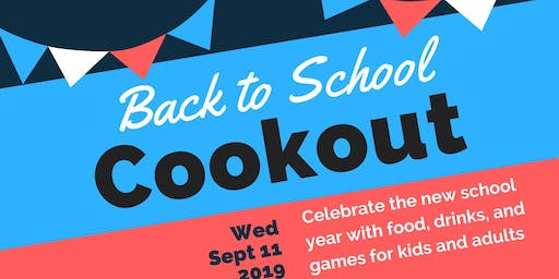 Back to School Cookout