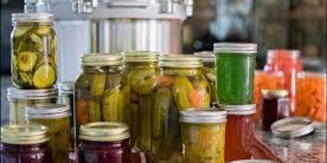 Canning Class made simple for fruit season! tickets