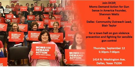 Moms Demand Action for Gun Sense in America Founder Shannon Watts Town Hall tickets
