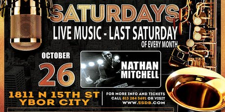 Nathan Mitchell LIVE Currently on Billboard Charts top 10 tickets