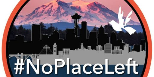#NoPlaceLeft 4 Fields Intensive Training- Seattle/Tacoma