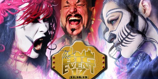 The Dark War - Big Event 17 - Su Yung - Rosemary - James Mitchell