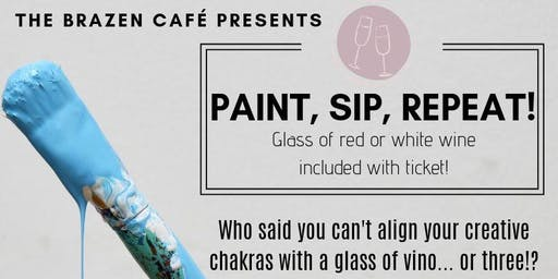 Paint, Sip, Repeat!