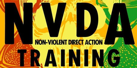 NVDA Training Extinction Rebellion tickets