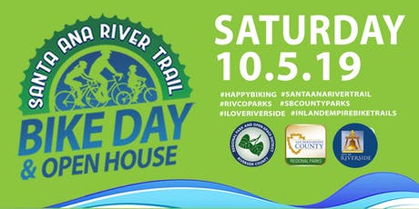 Santa Ana River Trail Bike Day & Open House tickets