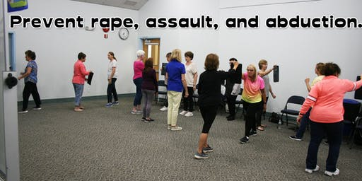 Women's Self-Defense Class - Hampton Bays Public Library