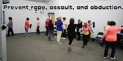 Women's Self-Defense Class - Hampton Bays Public Library