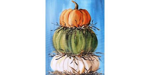 10/17 - Stacking Pumpkins @ Kelly's Bar & Grill, NEWPORT