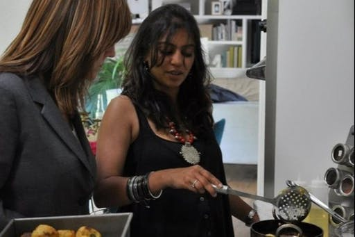 Indian Cooking Class - Private  ( 2019-08-24 starts at 6:00 PM )