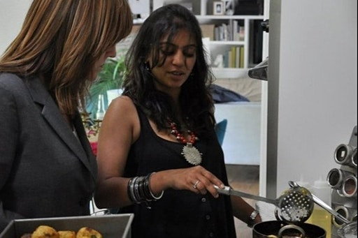 Indian Cooking Class - Private  (01-10-2020 starts at 6:00 PM)