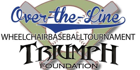 Over-the-Line Wheelchair Baseball Tournament 2019 tickets