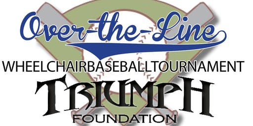 Over-the-Line Wheelchair Baseball Tournament 2019