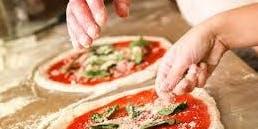 Italian Pizza class with Oregano Basil pizza  and more!