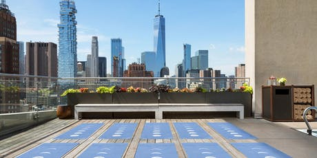 Rooftop Yoga Summer Series with MODO Yoga NYC tickets