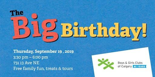 The Big Birthday
